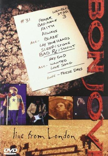Bon Jovi - Live From London Slidepack