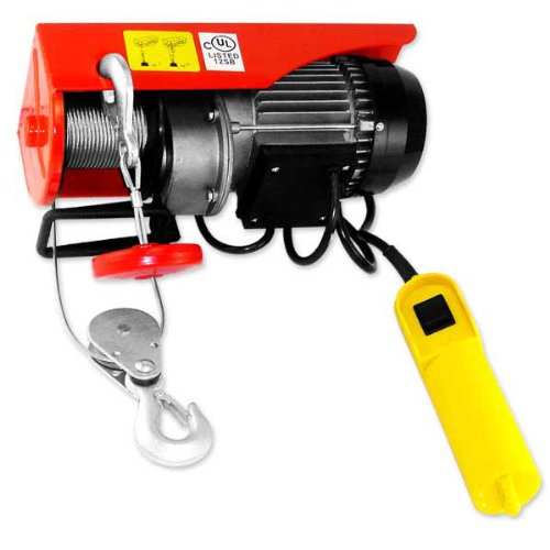 Neiko 880 Lb. Electric Hoist - With Remote Control