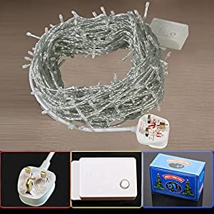 Battery Operated Fairy Lights with 20 LEDs by Lights4fun