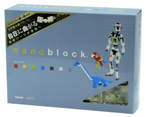 Nanoblock NB-007 Basic Set