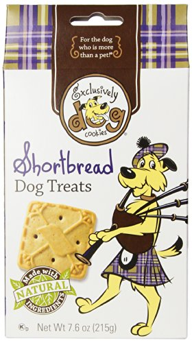 Exclusively Dog Shortbread Cookies, 7.6-Ounce Package ami exclusively for yoox com толстовка