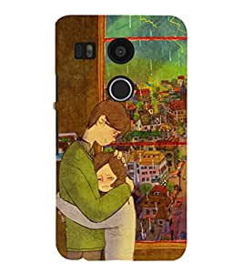 Ebby Premium Printed Mobile Back Case Cover With Full protection For Google Nexus 5X (2016) (Designer Case)