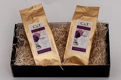 Geschenk Set aromatisierter Kaffee Gemahlen von The Coffee and Tea Company bei Gewürze Shop