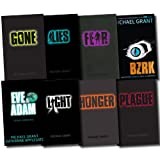Michael Grant Gone series Michael Grant Collection 8 Books Set (Eve and Adam, BZRK, Plague, Lies, Hunger, Gone, Fear, Light)