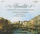 Vivaldi: Complete Cello Concer
