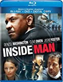 Inside Man (Blu-ray + DVD + Digital Copy)