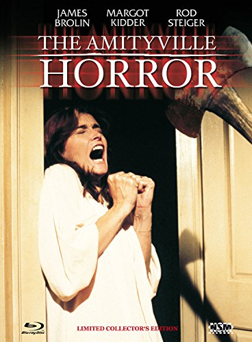 Amityville Horror 1979 - uncut [Blu-Ray+DVD] auf 500 limitiertes Mediabook Cover B [Limited Collector's Edition]