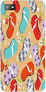 Snoogg Abstract Summer Background Designer Protective Back Case Cover For Bla...