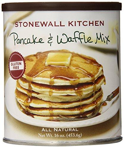 Stonewall Kitchen Gluten Free Pancake And Waffle Mix, 16