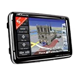 Navigation GPS TAKARA GP56 NOIR EUROPE