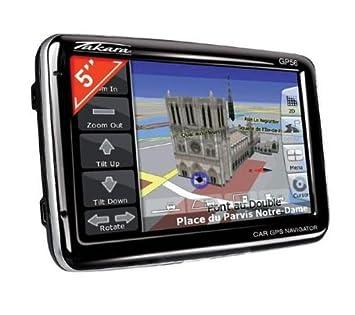 Navigation GPS TAKARA GP56 NOIR EUROPE