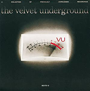 The Velvet Underground Vu Amazon Com Music