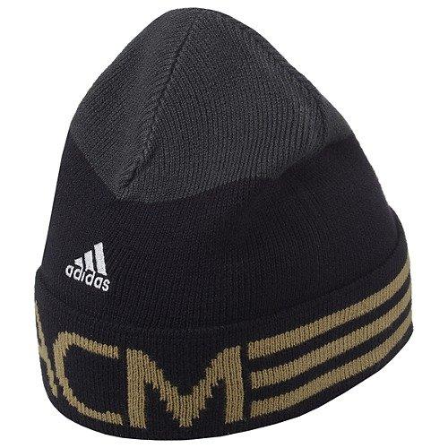 adidas AC Milan 3-Stripes Beanie adidas adidas russia 3 stripes cap