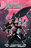 Rick Remender Uncanny X-Force by Rick Remender: The Complete Collection Volume 1