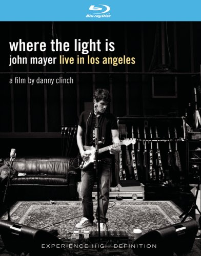 John Mayer: Where the Light Is - Live in Los Angeles [Blu-ray] from Sony