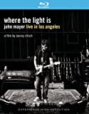 John Mayer - Where the Light Is [Blu-ray] [2008] [Region A]