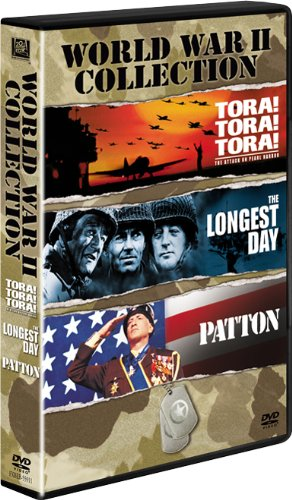 【FOX HERO COLLECTION】WORLD WAR II DVD-BOX(3枚組)(初回生産限定)