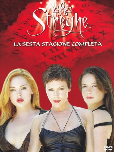 Streghe Stagione 06 [6 DVDs] [IT Import]