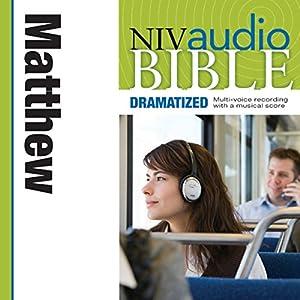NIV Audio Bible, Dramatized: Matthew Audiobook
