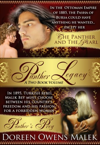PANTHER LEGACY (A TWO BOOK VOLUME)
