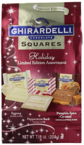 Ghirardelli Chocolate Squares, Limited Edition