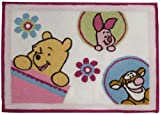 "Disney Pooh Spring Friends 30""x40"" Rug"