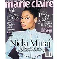 Marie Claire 表紙画像