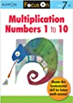 Kumon Focus On Multiplication: Number...