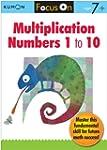 Kumon Focus On Multiplication: Number...
