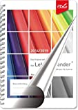 FLVG - Lehrerkalender Grafik DIN A5 - Schuljahr 2015 - 2016 - Schulplaner - Lehrertimer