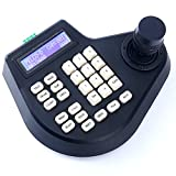 CCTV joystick Keyboard Controller LCD Display for PTZ Speed Dome Camera control