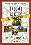 1000 lieux incontournables