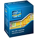 Intel Core I7-2600K 3400MHz 8MB Cache LGA1155 Desktop CPU boxedby Intel