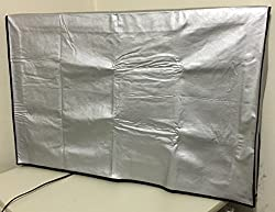 43 Vizio E43-C2 43 LED SMART TV Cover Heavy Duty Material slides easily on your TV Water Resistant Maximize TV Life - Size 39 W x 3 D x 23 H