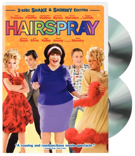 Cover art for  Hairspray (Two-Disc Shake & Shimmy Edition)