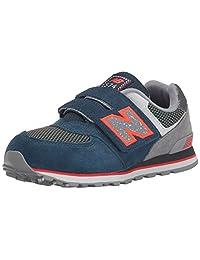 New Balance KV574Y Outside Pack Classic Running Shoe (Little Kid/Big Kid)