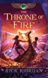 Rick Riordan The Throne of Fire (Kane Chronicles)