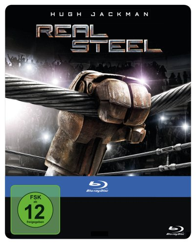 Real Steel - Steelbook [Blu-ray]