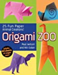 Origami Zoo: 25 Fun Paper Animal Crea...
