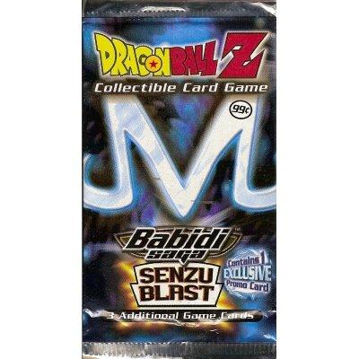 Dragonball Z CCG Babidi Saga Senzu Blast Booster Pack - 1