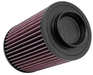 K&N PL-8007 Polaris High Performance Replacement Air Filter by K&N