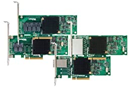ADAPTEC 71605H 4INT SFF-8643 PCIE PMC PM8018 MD2 LOW PROFILE / 2278300-R /