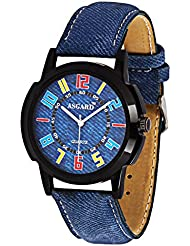 Asgard Analog Blue Dial Watch For Men- BB-05