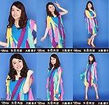 AKB48 公式生写真 失恋同盟 パチンコホールVer. [大島優子] 6枚コンプ