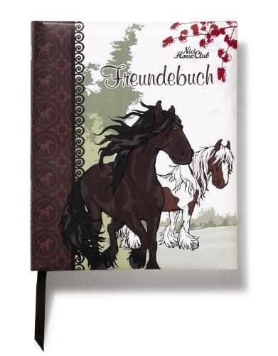 Imagen principal de 33941 - NICI - Horse Club - Amigos caballos de libros, negros y atigrados
