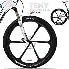 29er Mountain Bike Disc Wheelset For Sram Shimano 8 9 10 Speed Black