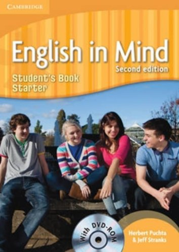 English in Mind 2nd Starter  Student's Book with DVD-ROM (English in Mind Starter)