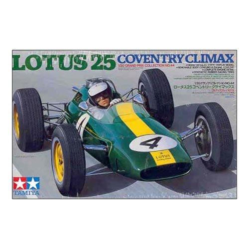 Tamiya 1:20 Lotus 25 Coventry Climax