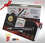 FabQuality-Special-Offer-1-DAY-Only-Hidden-Camera-Spy-Pen-720p-BUNDLE-16GB-SD-Real-HD-Voice-Video-Image-SD-Reader-Upgraded-Battery-5-ink-Fills-Inc-Executive-Multifunction-DVR-A-Perfect-Gift