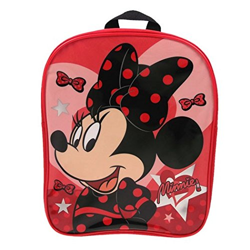 Disney Minnie Mouse Lipstick Backpack - 1